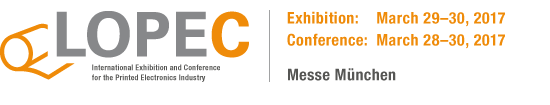 LOPEC – Trade fair and conference for printed electronics Munich